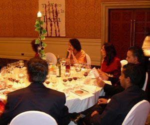 Fine Dining in Leele Palace, Bangalore