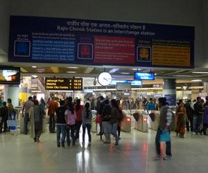 Blue Line Delhi Metro Stations Delhi Metro Blue Line