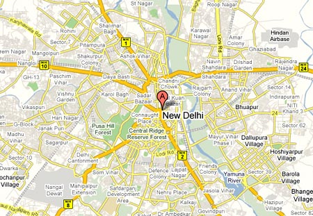 Delhi City Map Delhi Maps   Map of New Delhi   Delhi City Maps   Delhi India Map  Delhi City Map
