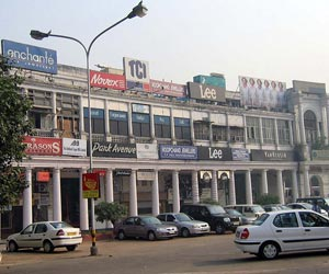 Shopping in Connaught Place