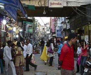 Khan Market Delhi Shopping In Khan Market Khan Market In