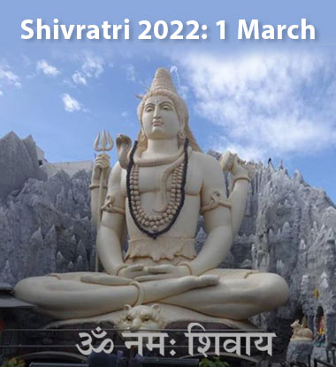 Maha Shivratri in India
