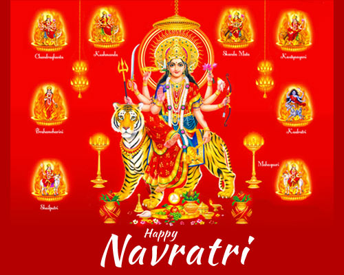 Navratri ecards free navratri cards navratri greeting cards happy navratri card m4hsunfo