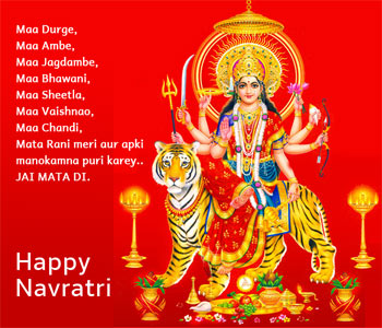 Navratri Wishes