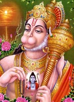 Lord Hanuman Picture