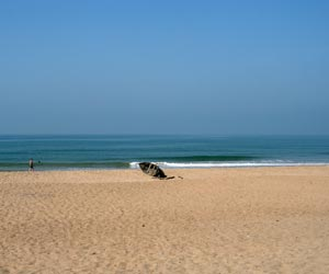 Agonda Beach in Goa