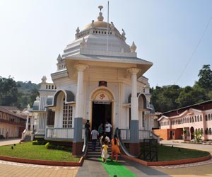 Mangueshi Temple in Goa