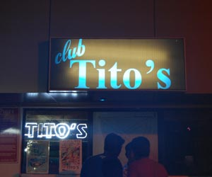 Tito's Club in Goa