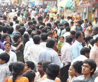 Hyderabad Population 2018- Current Population of Hyderabad City