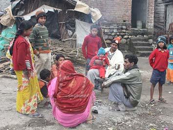 Slum Population in India