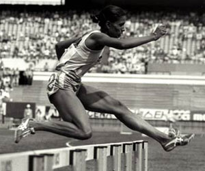 P. T. Usha, Indian Athlete